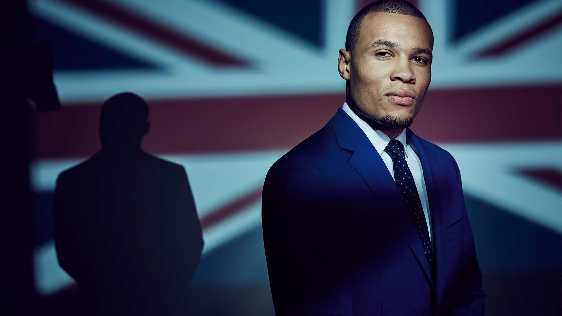 British boxers: Chris Eubank Jr