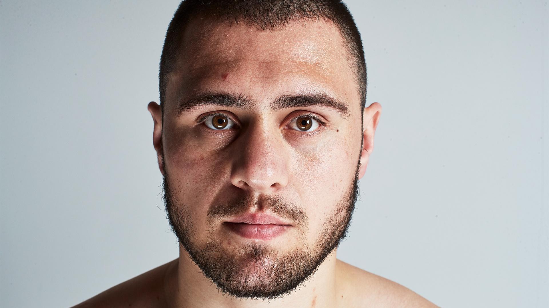British boxers: Dave Allen