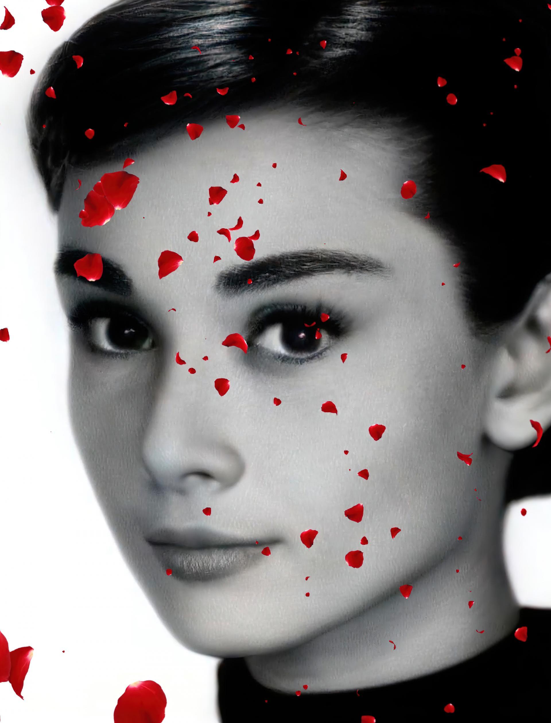 'Audrey's Eyes' by Gala Mirissa
