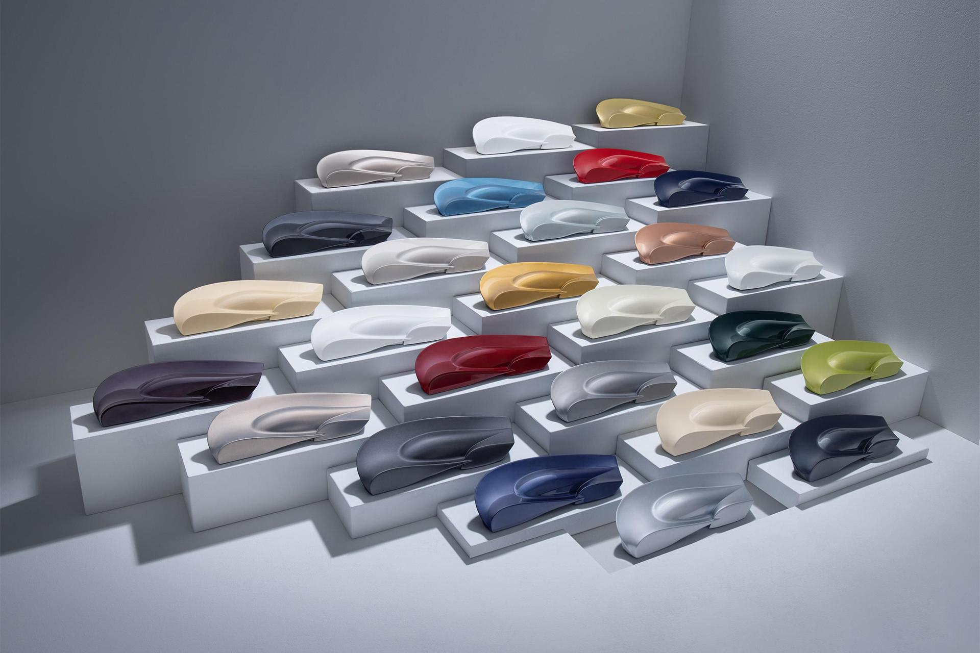 Bentley Mulliner Colour Visualiser