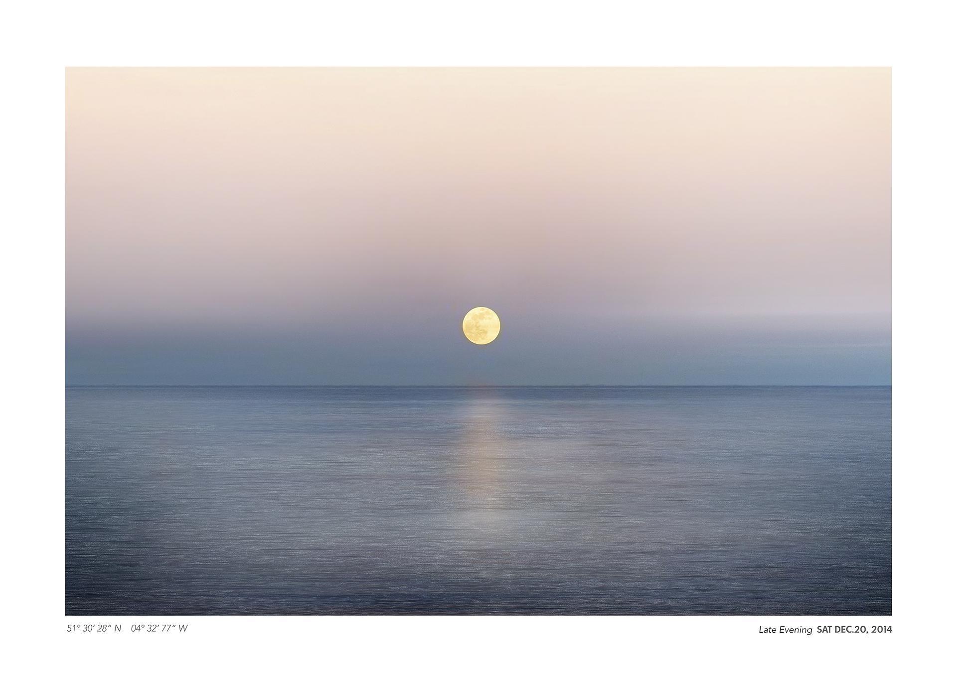 Atlantic Ocean 2014 by Andrea Hamilton