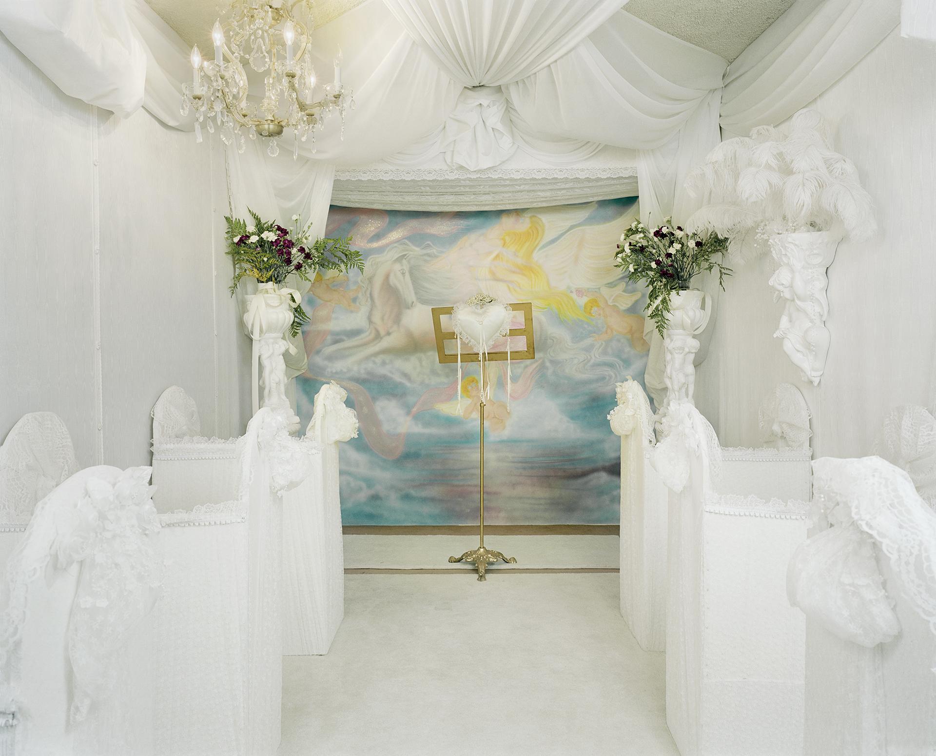 The Angel Chapel by Jane Hilton