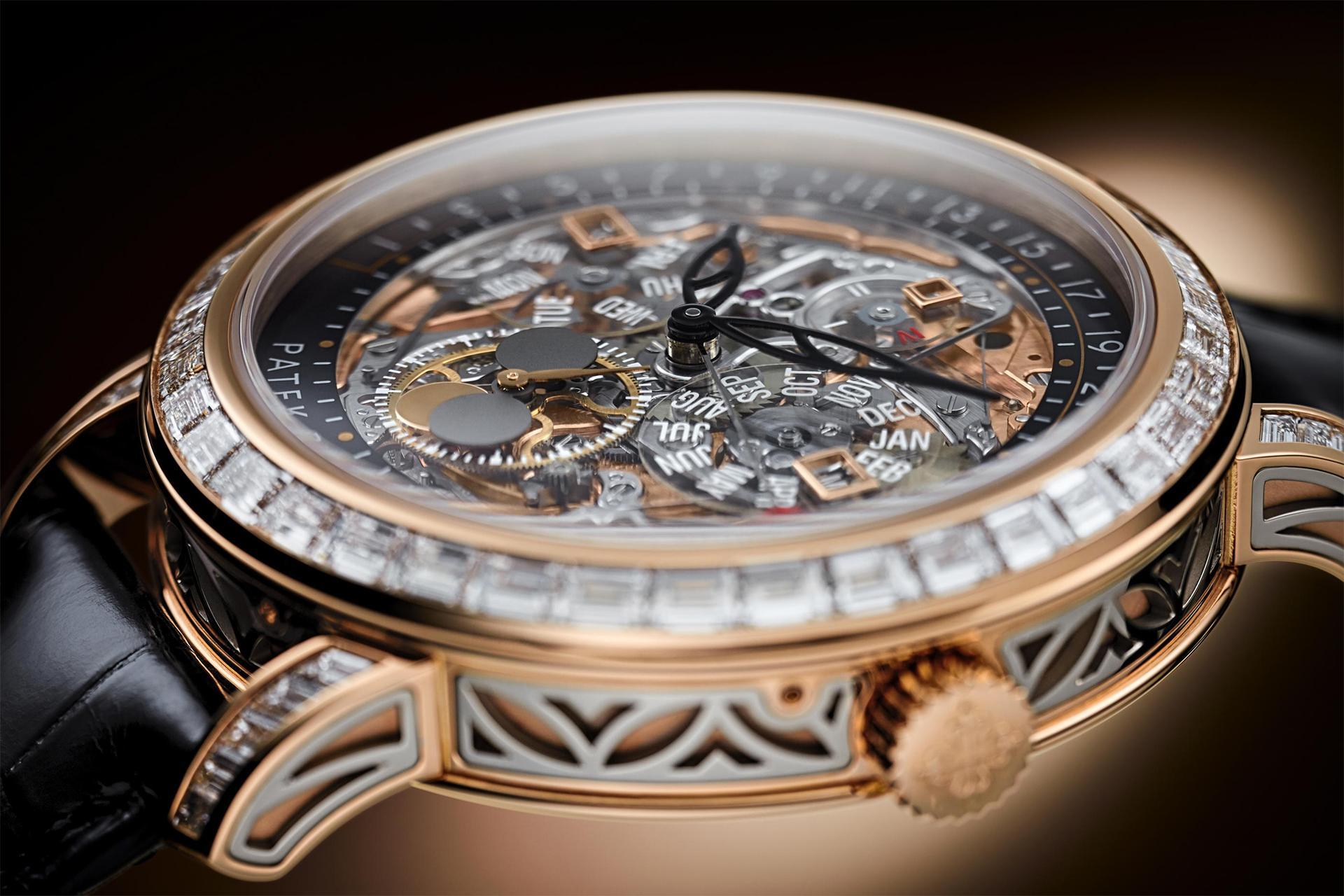 Patek Philippe Minute Repeater with Retrograde Perpetual Calendar Ref. 5304/301R-001 watch