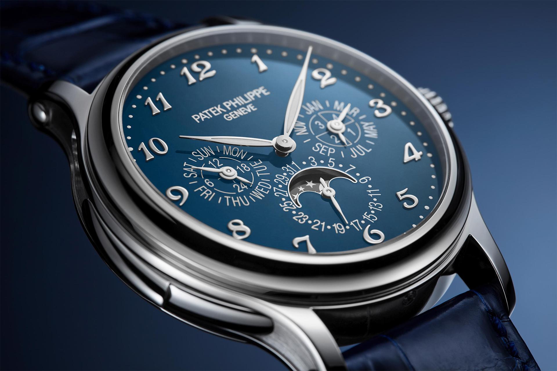 Patek Philippe Minute Repeater with a Perpetual Calendar Ref. 5374G-001 watch