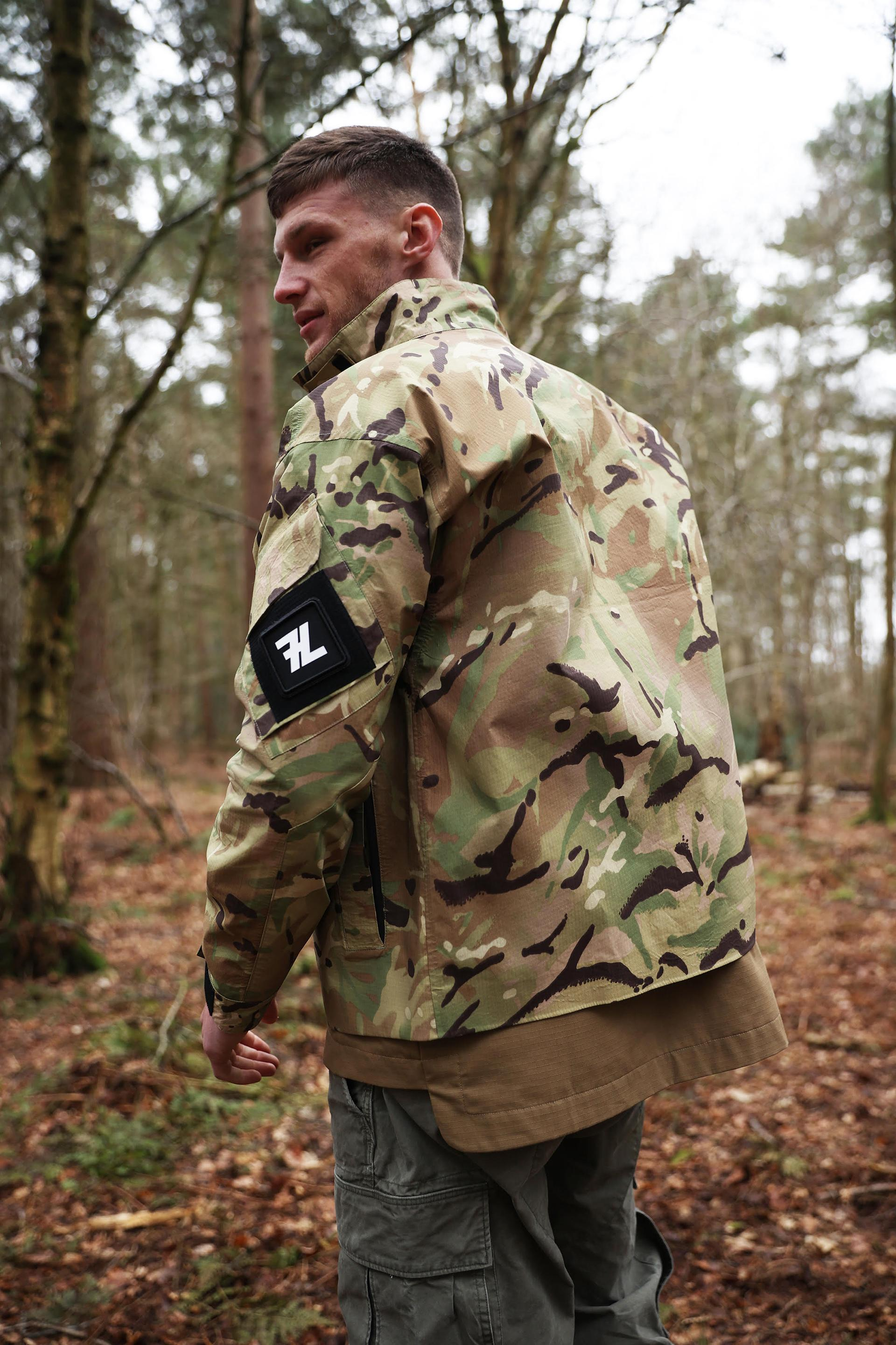 Seven layer L6 Overwatch Field Shirt from the MTP Collection, £295