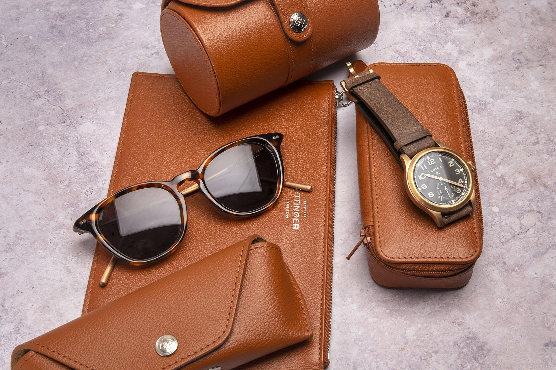 Ettinger Capra collection, from £95