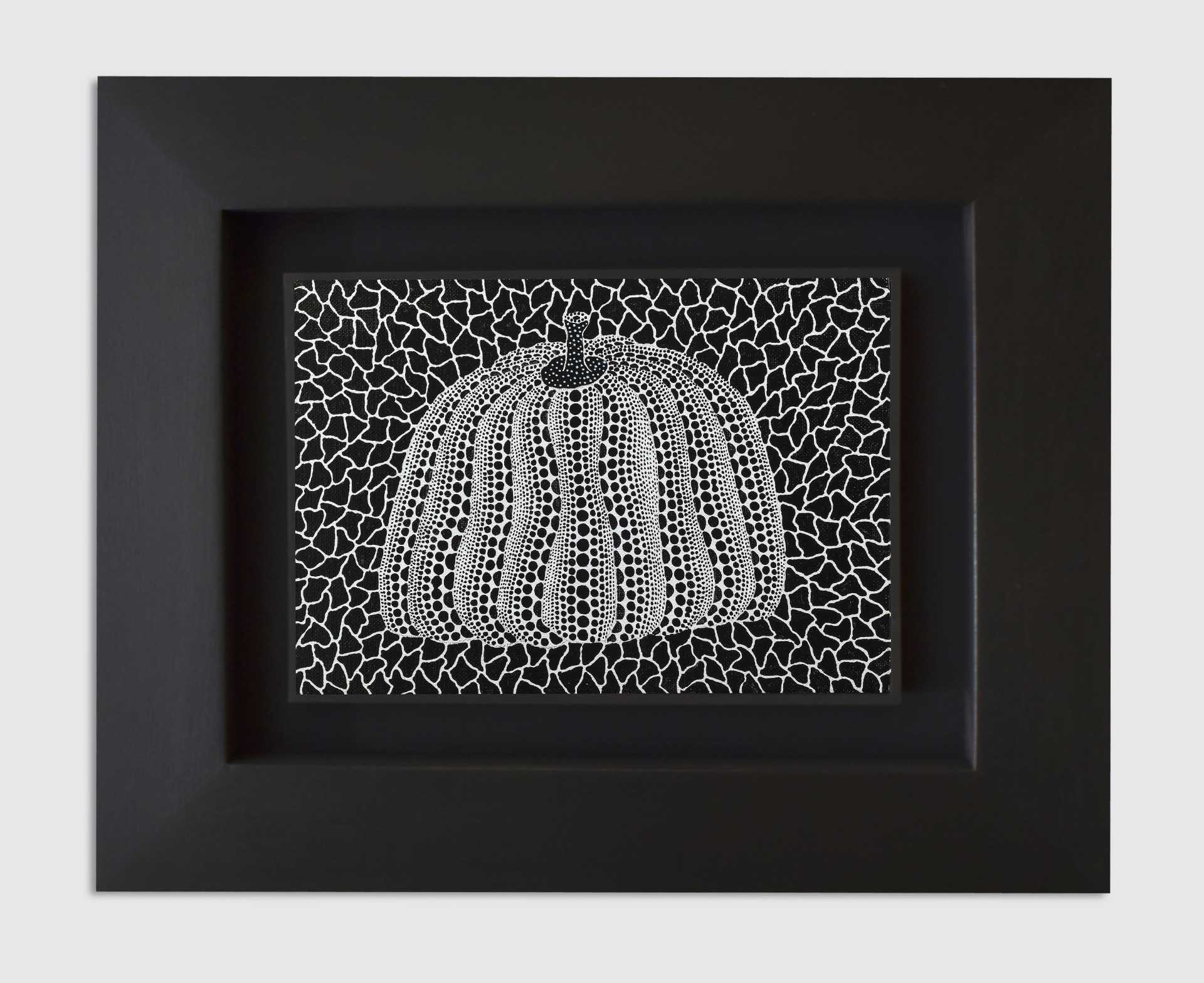 Pumpkin, 1990 by Yayoi Kusama (Galerie Von Vertes)