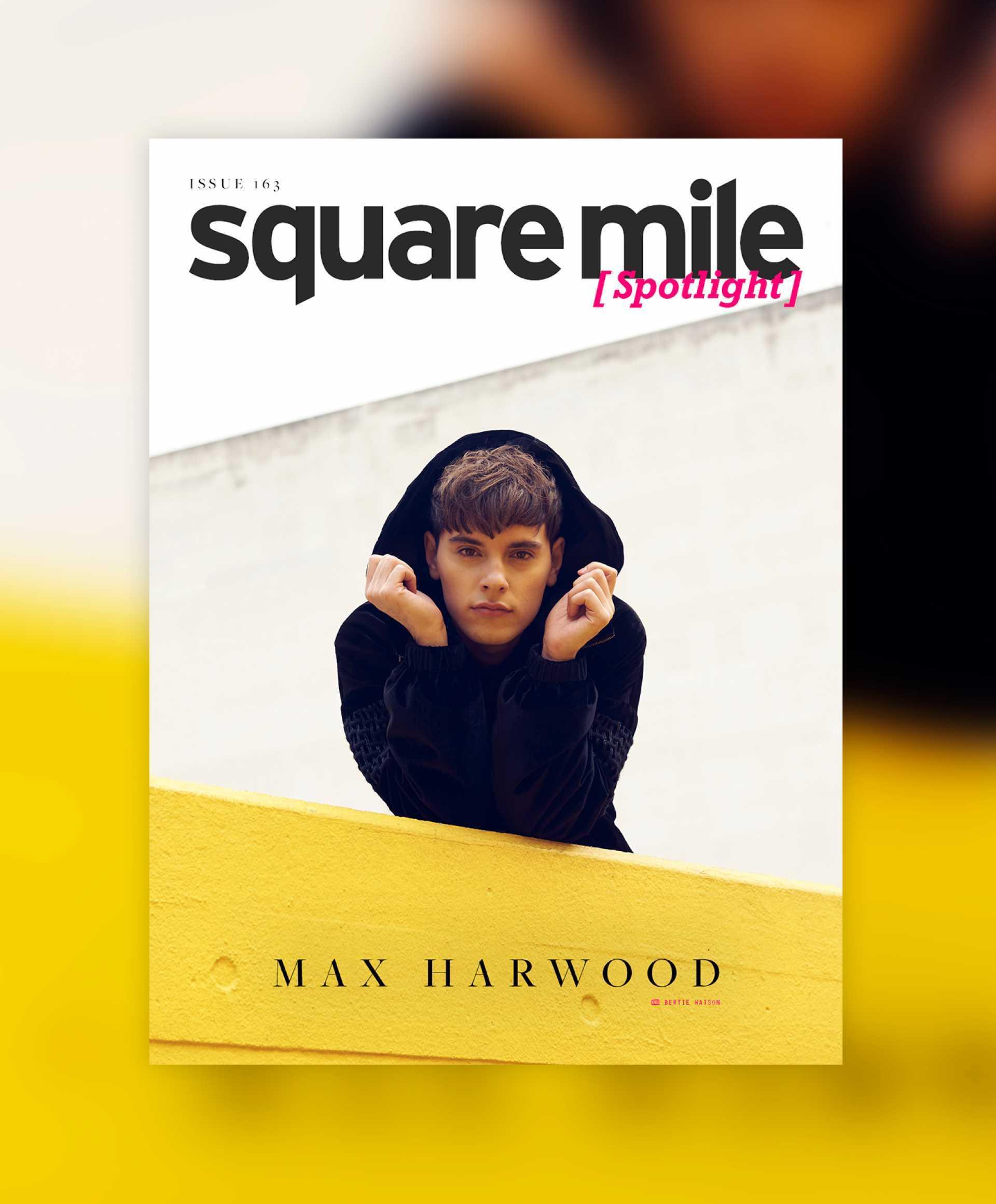 Max Harwood