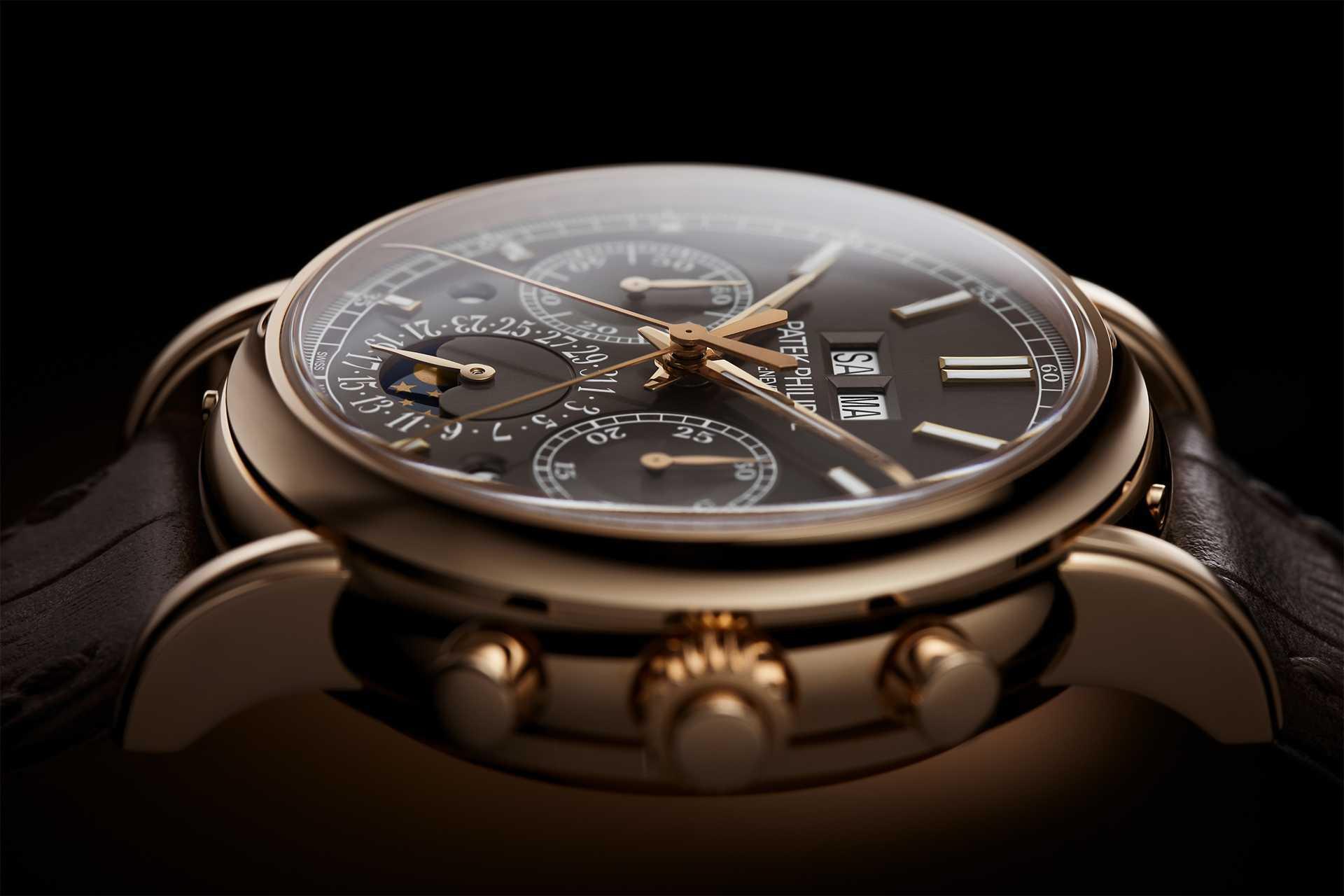 Patek Philippe split-seconds chronograph and perpetual calendar Ref. 5204R-011