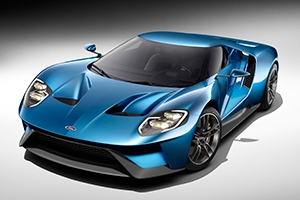 Top 6 cars from the Detroit Motor Show