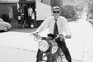 Unseen Steve McQueen: new pics of the King of Cool