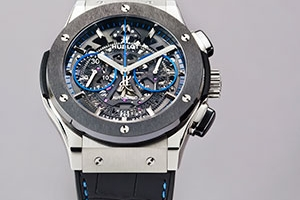 The Classic Fusion Watch by Hublot