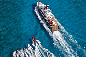 The best yachts to charter for Cannes