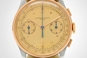 Top 5 luxury watches to buy at auction
