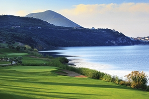 Costa Navarino golf course