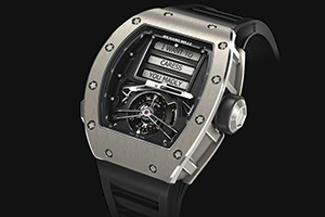 The Richard Mille RM 69 Erotic Tourbillon