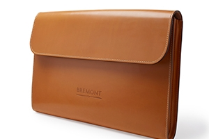 Bremont Kingsford Leather Document Folder