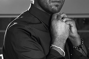 Gerard Butler. Photograph by John Russo/Corbis Outline