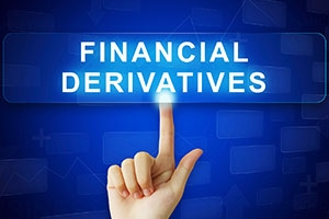 Image of the word financial derivatives