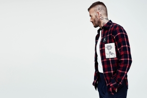 David Beckham Dadcore fashion trend