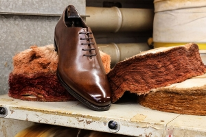 Loake brand watch British shoe manufacturer