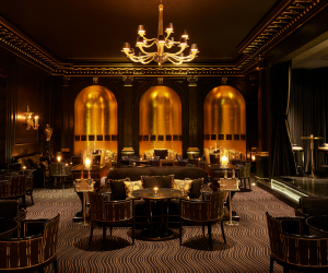 Beaufort Bar at the Savoy