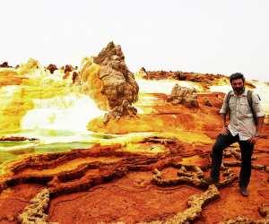 Explorer Reza Pakravan