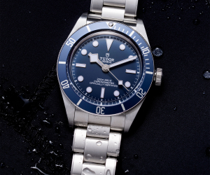 Tudor Black Bay Fifty-Eight Navy Blue watch