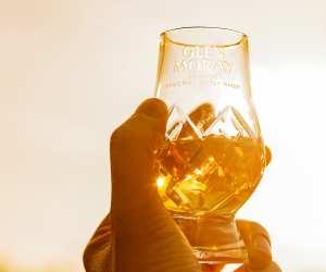 Glen Moray glass