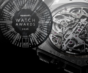 Square Mile Watch Awards 2020 – Watch of the Year shortlist