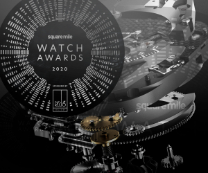 Square Mile Watch Awards 2020: The Icon Award