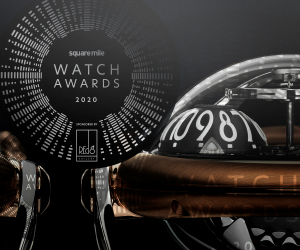 Independent watchmaker of the year award 2020