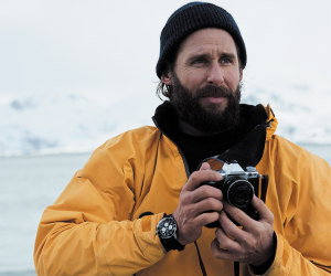 David Mayer de Rothschild explorer and environmentalist interview