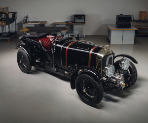 Bentley Blower prototype for the Blower Continuation Series