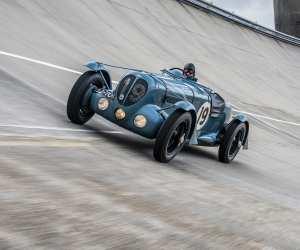 1936 Delahaye 135 S Compétition Court