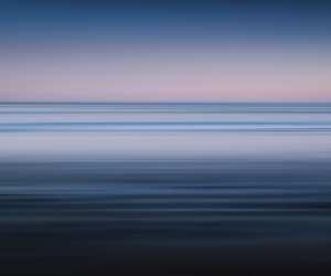 Atlantic Ocean 2012 by Andrea Hamilton